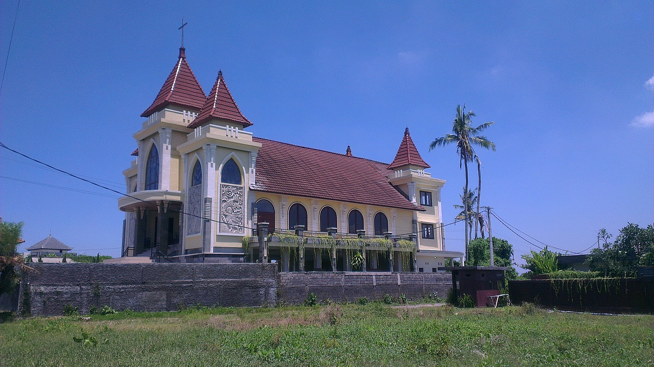 Church at Canggu