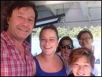 Boathouse trip.