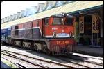 Bagan bound train.