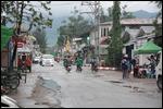 Main road Nyaungshe