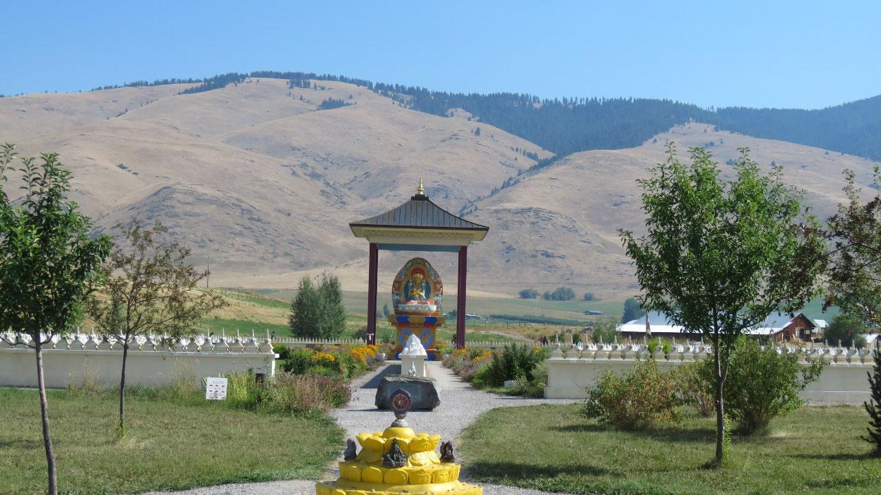 Travelark 2 0 Garden of one thousand buddhas