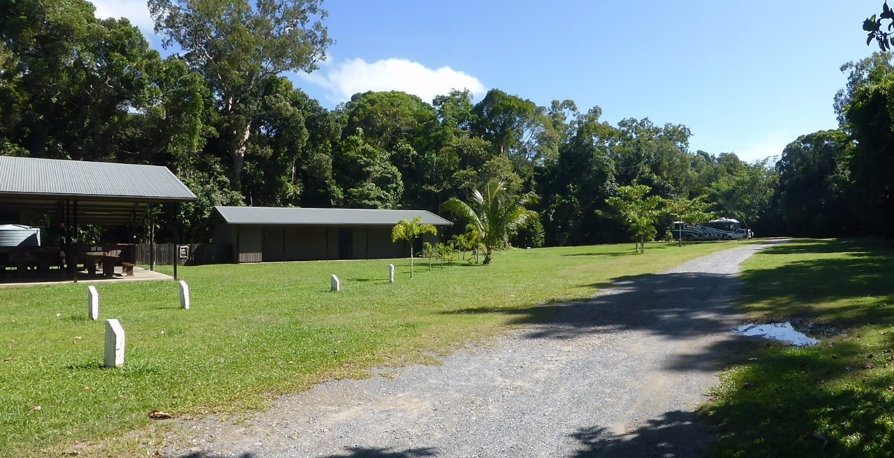Our Camp Cape Trib Camping