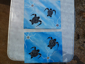 My Turtle Paintings