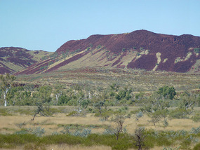 East of Roebourne WA