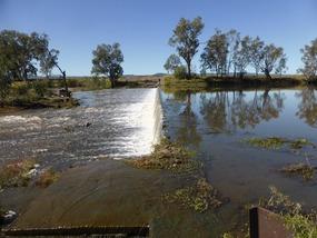 Bonshaw Dam
