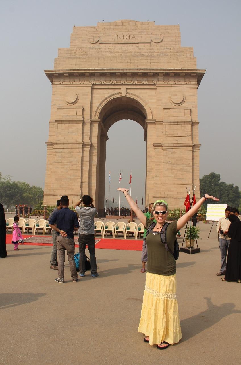 India Gate!