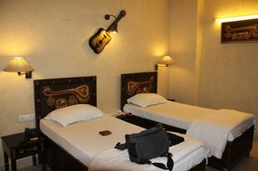 Pic of our room.