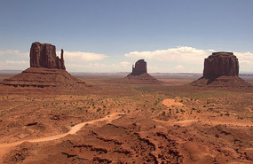 Monument Valley!