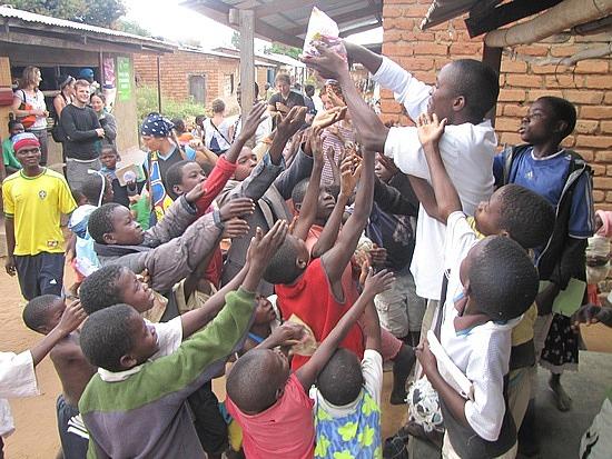 Me, me, me, please, Zambia.
