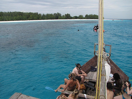 All day snorkelling trip