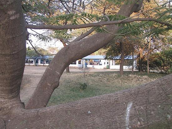 Mererai Snake Park campsite outside Arusha