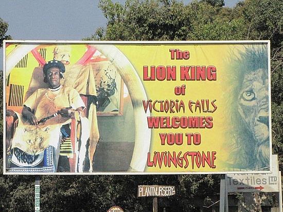 Livingstone street scene