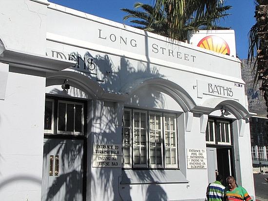 Long St,  Capetown