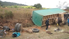A near daily scene, Malawi.