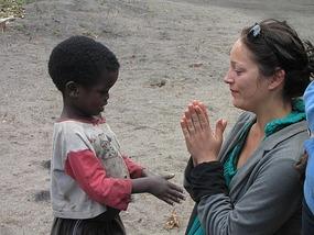 The interaction, Zambia.