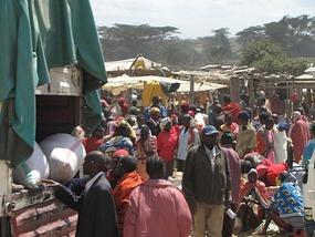 Market Day, Kenya.