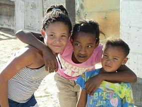 Mondesa township, Swakopmund, Namibia.