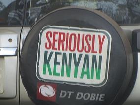 Kenya, Africa here I am at long last