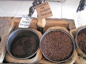 First African espresso