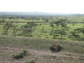 On route to Tanzania
