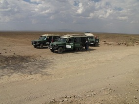 Our groups 4 x 4's