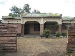 Village chief house