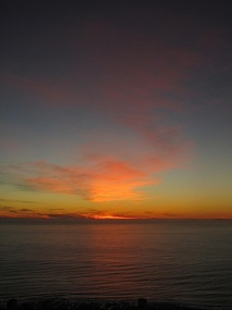 Sunset from Signal Point