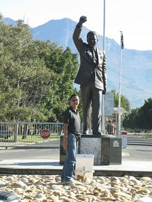 Where Mandela was freed from
