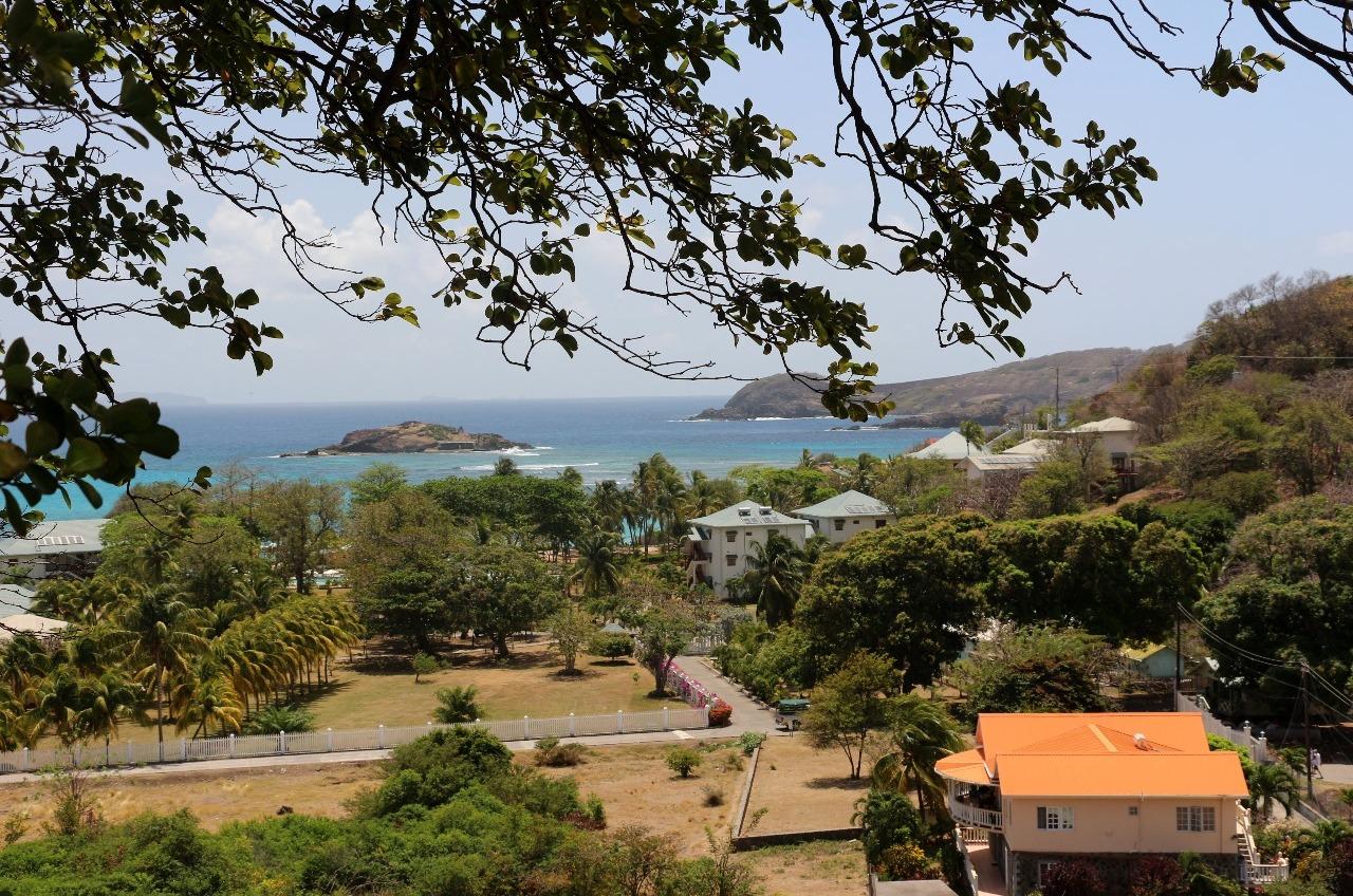 Overlooking Friendship Bay