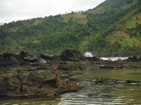 Owia Salt Ponds