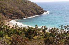 Overlooking Hope Beach 1