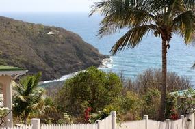 Overlooking Hope Beach