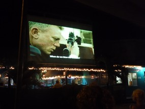 Movie Night at Keegan's