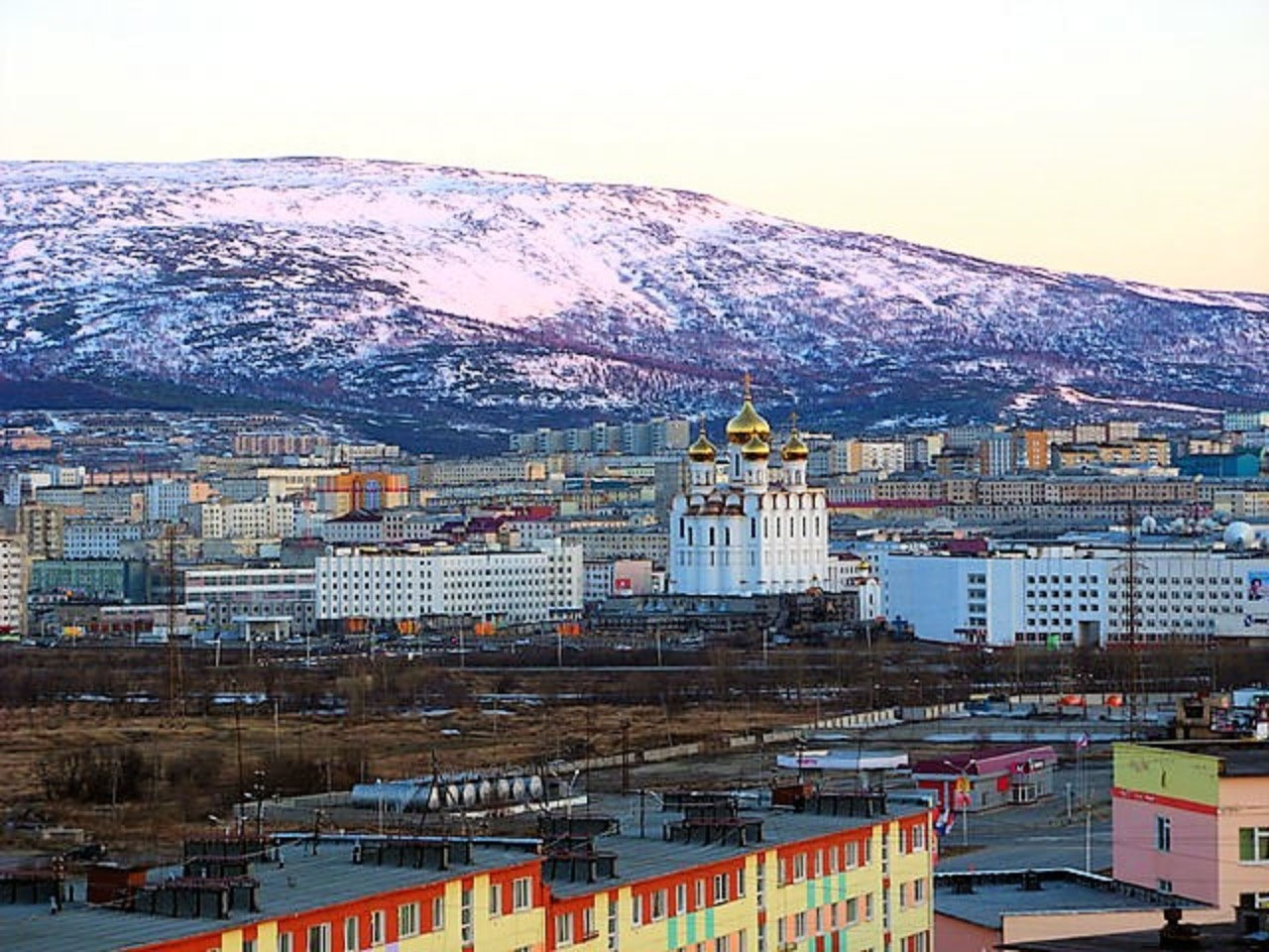Recycling plant going to build in Magadan