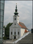 Church Near Museum