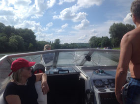 On the Donau (Danube)