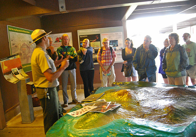 Visitor Center - Hawai'i Volcanoes National Park