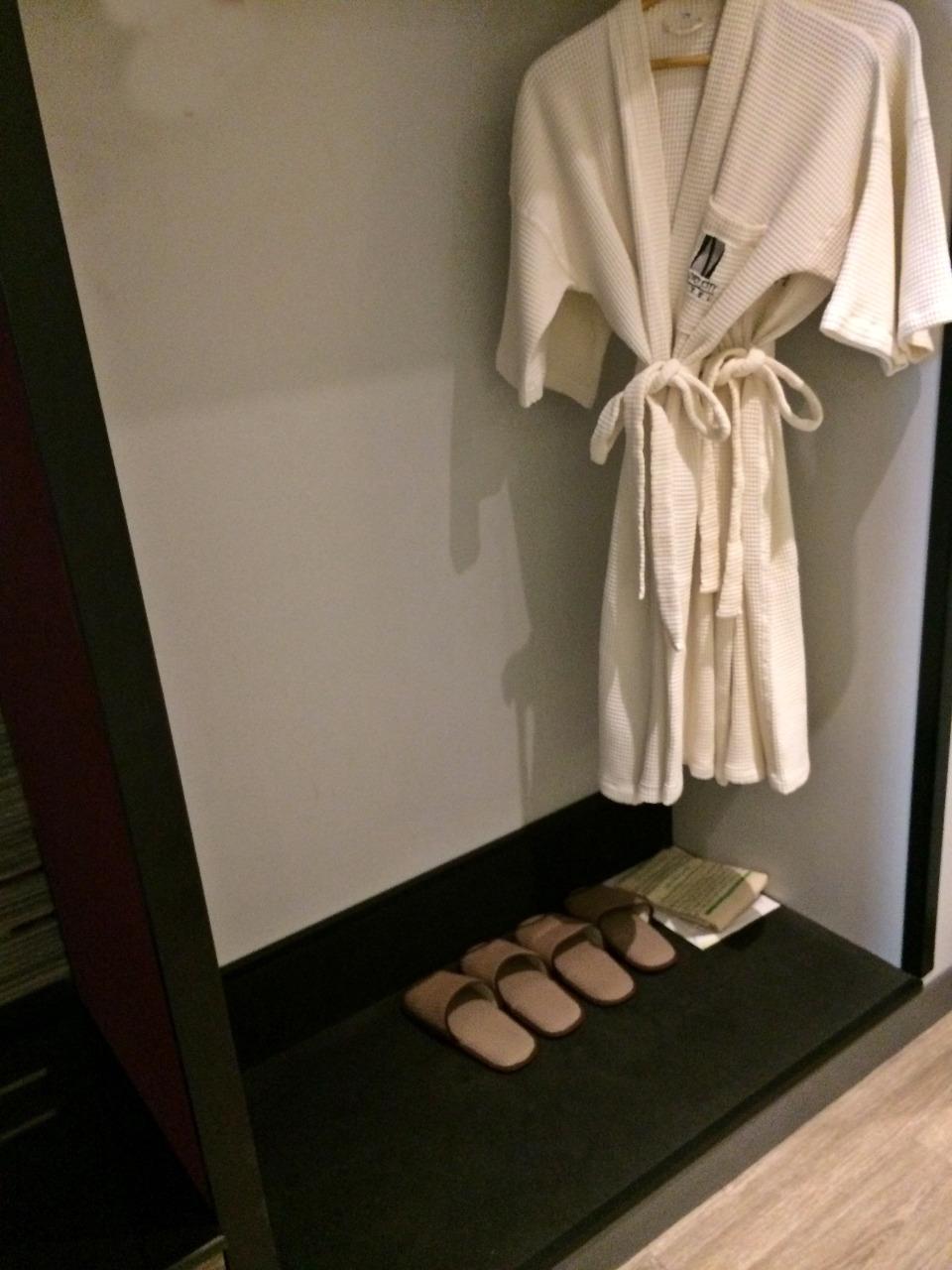 My room - Nuovo City Hotel - Bangkok Thailand