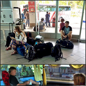 Penang Bus Station - Malaysia