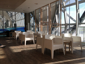 Airport lounge - San Francisco