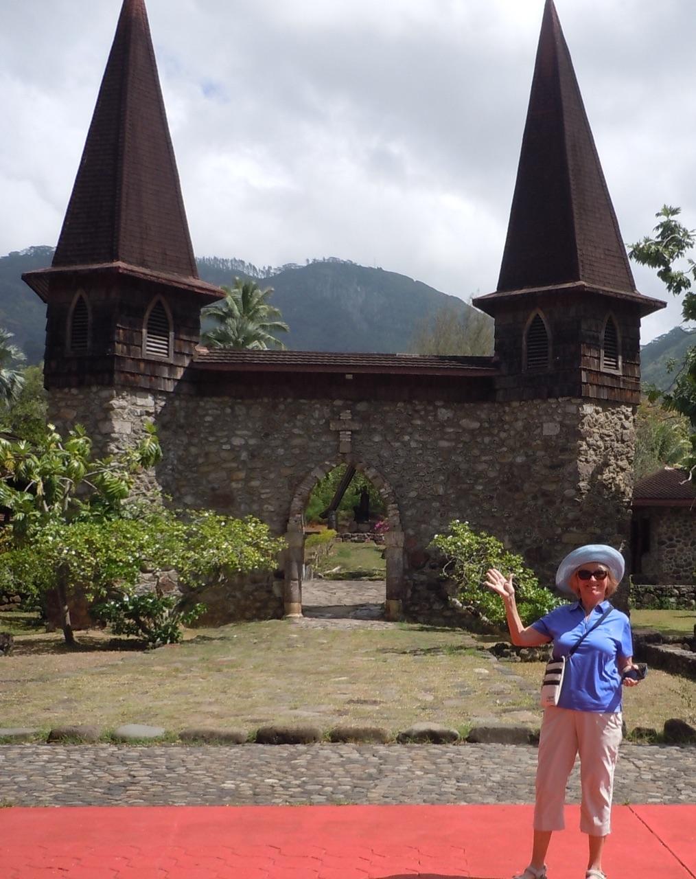 Church Nuku Hiva