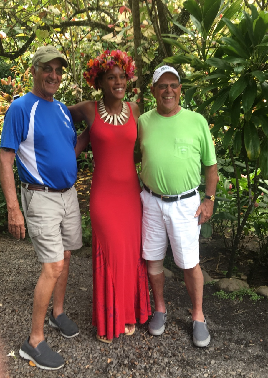 Papeete tour guide