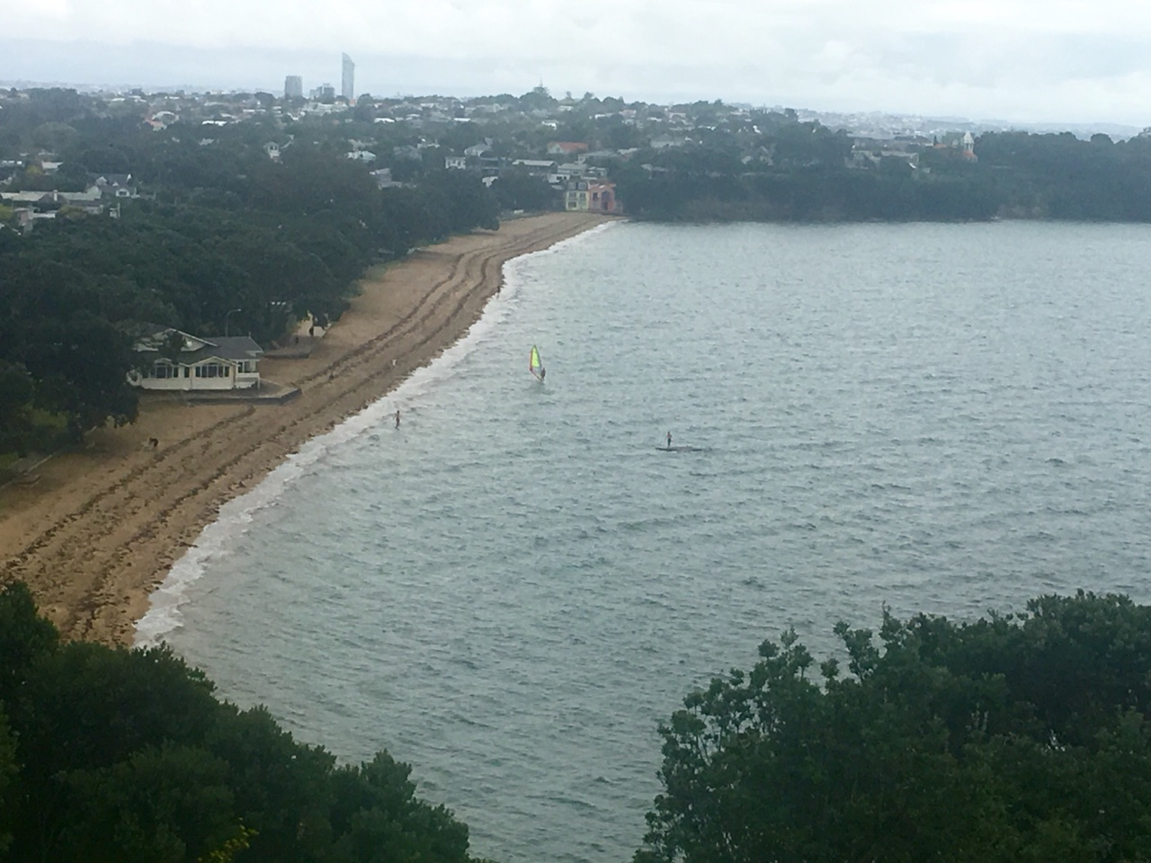 Beach from North Head