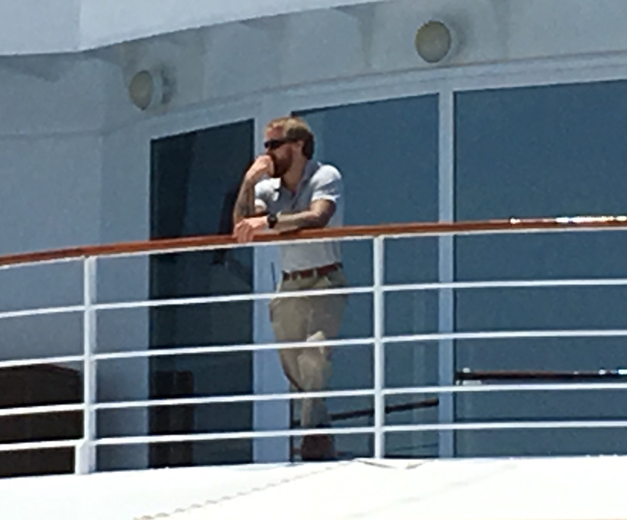 Actual pirate protecter