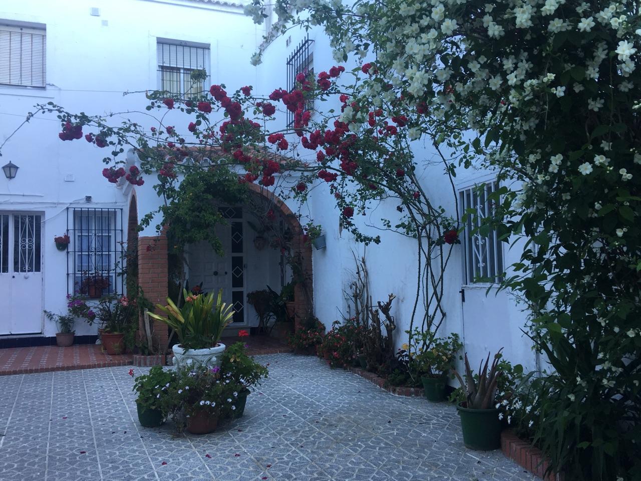 Courtyard, Media Sidonia