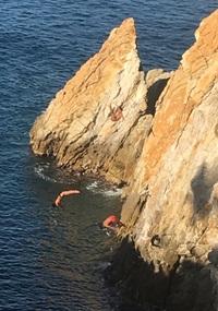 Triple dive