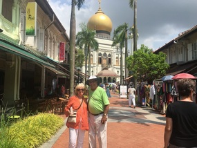 Arab St. and Mosque