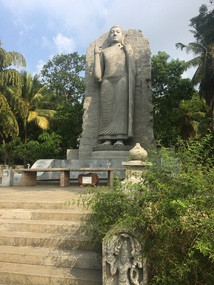 Statue, Colombo