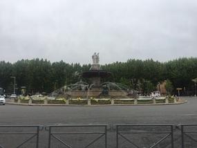 Fountain, Aix-en-Province