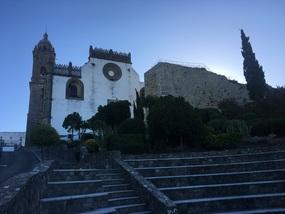 Church, Medina Sidonia
